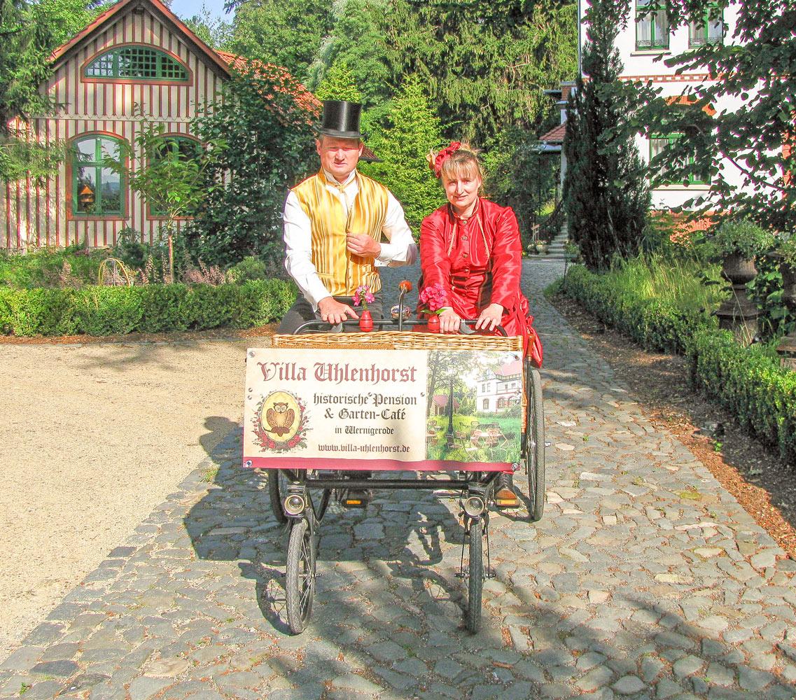 Gerlinde Heim & Thorsten Hampe